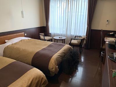 ホテル木暮 洋室