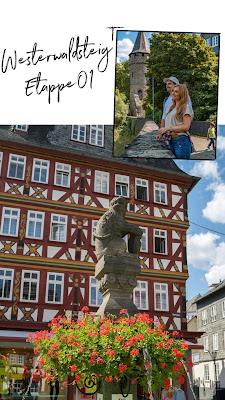 Westerwaldsteig Etappe 1  Von Herborn nach Breitscheid 20