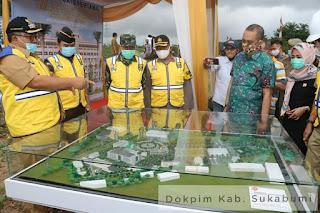 Pembangunan Perkantoran Sesuai Target, Bupati Bidik Optimalisasi Kinerja & Pelayanan