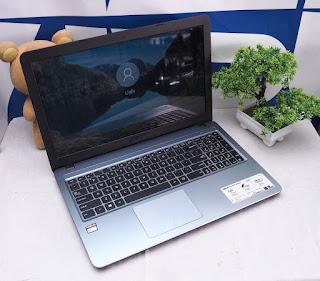 Jual Laptop Bekas Asus X540YA