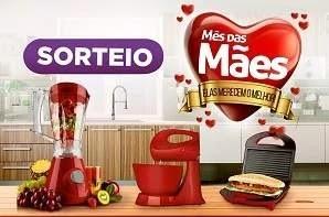 Promoção Rede Construir Norte de Minas 2019 Mês das Mães - Kit Cozinha