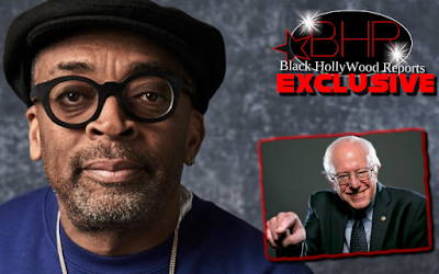 "Director Spike Lee Send Out ""Wake Up"" Ad For Running Candidate ""Bernie Sanders"""