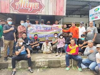 Tim Pallawa Tennis Polda Sul-Sel Gelar Tour dan Bhakti Sosial di Dua Kabupaten
