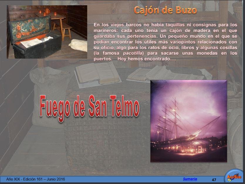 Marga Alconchel Fuego De San Telmo
