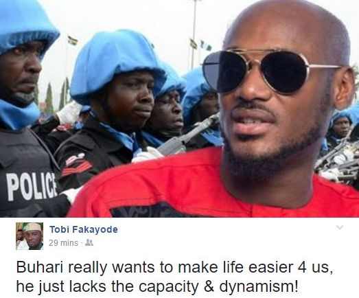 2FACE PROPOSED PROTEST: The Missing Points