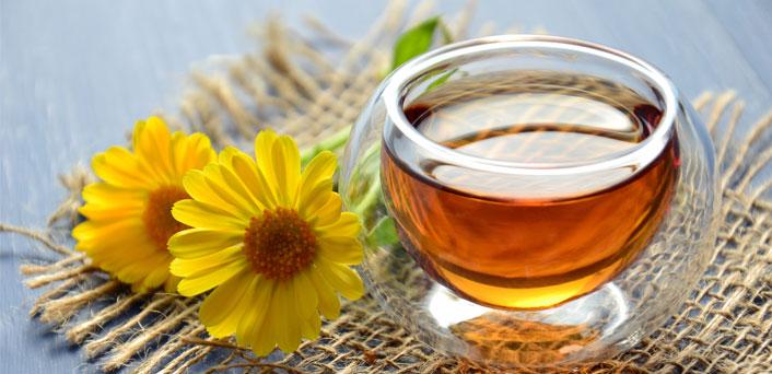مكونات شاي الاعشاب وفوائده للجسم