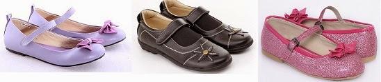 Sepatu Anak Model Mary Jane