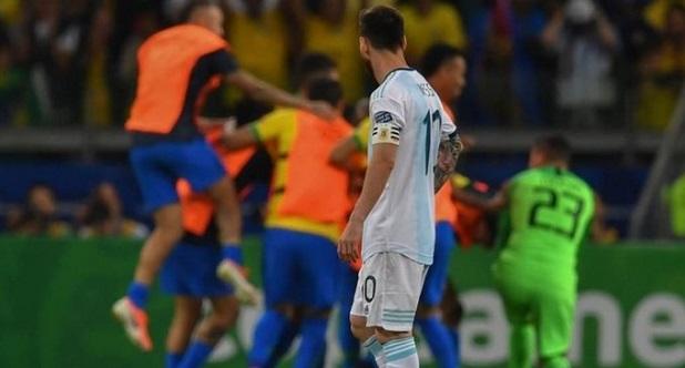 Copa America: le Brésil se qualifie en finale en éliminant l'Argentine de Messi