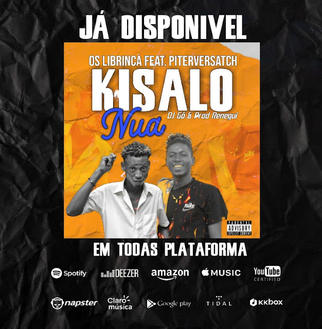 Os Libranca ft. Piterversatch - Kisalo Nua (Afro House) [Prod. Dj Gó & Renegui]