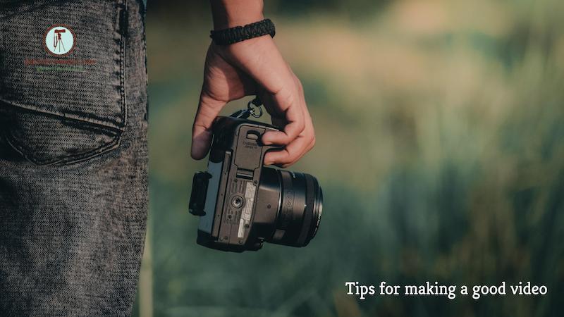 نصائح حول  إنشاء فيديو جيد