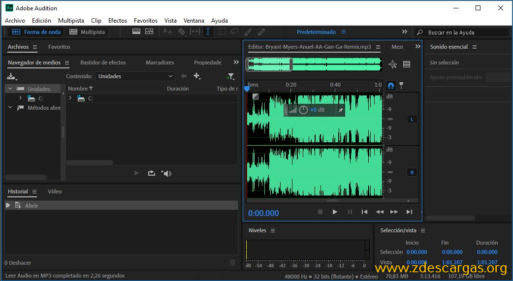 Adobe Audition CC 2020 Full Google Drive