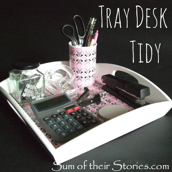 Tray Desk Tidy
