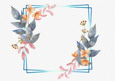 Frame Background Undangan Pernikahan Cetak PNG zotutorial.com