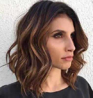 rambut untuk wajah panjang