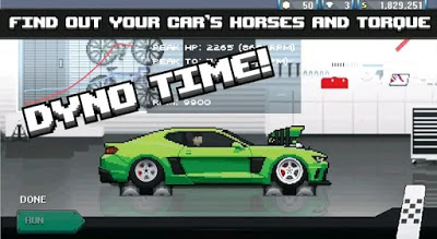 Pixel Car Racer Mod v1.1.180 APK [Mod Money,Unlock]Download Page