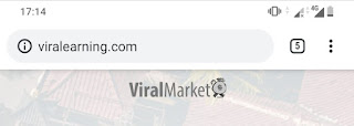 Apakah Viral Earning Scam ? [Review]