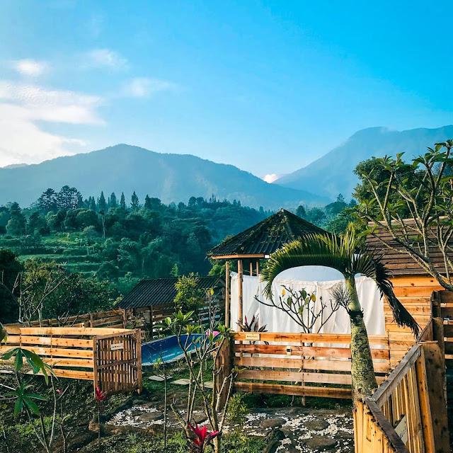 Booba Glamping Bogor Jawa Barat
