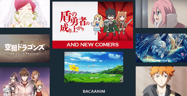 20 Rekomendasi Anime Winter 2020 Terbaik Yang Patut Kalian Tonton !