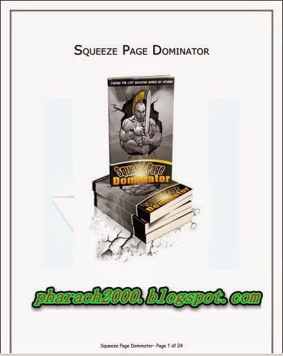 Free download amazing report-Squeeze %20page %20dominator