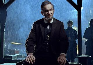 Daniel Day-Lewis, en una de las escenas iniciales de Lincoln