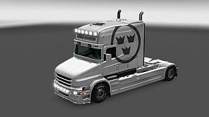 DSV skin for Scania T