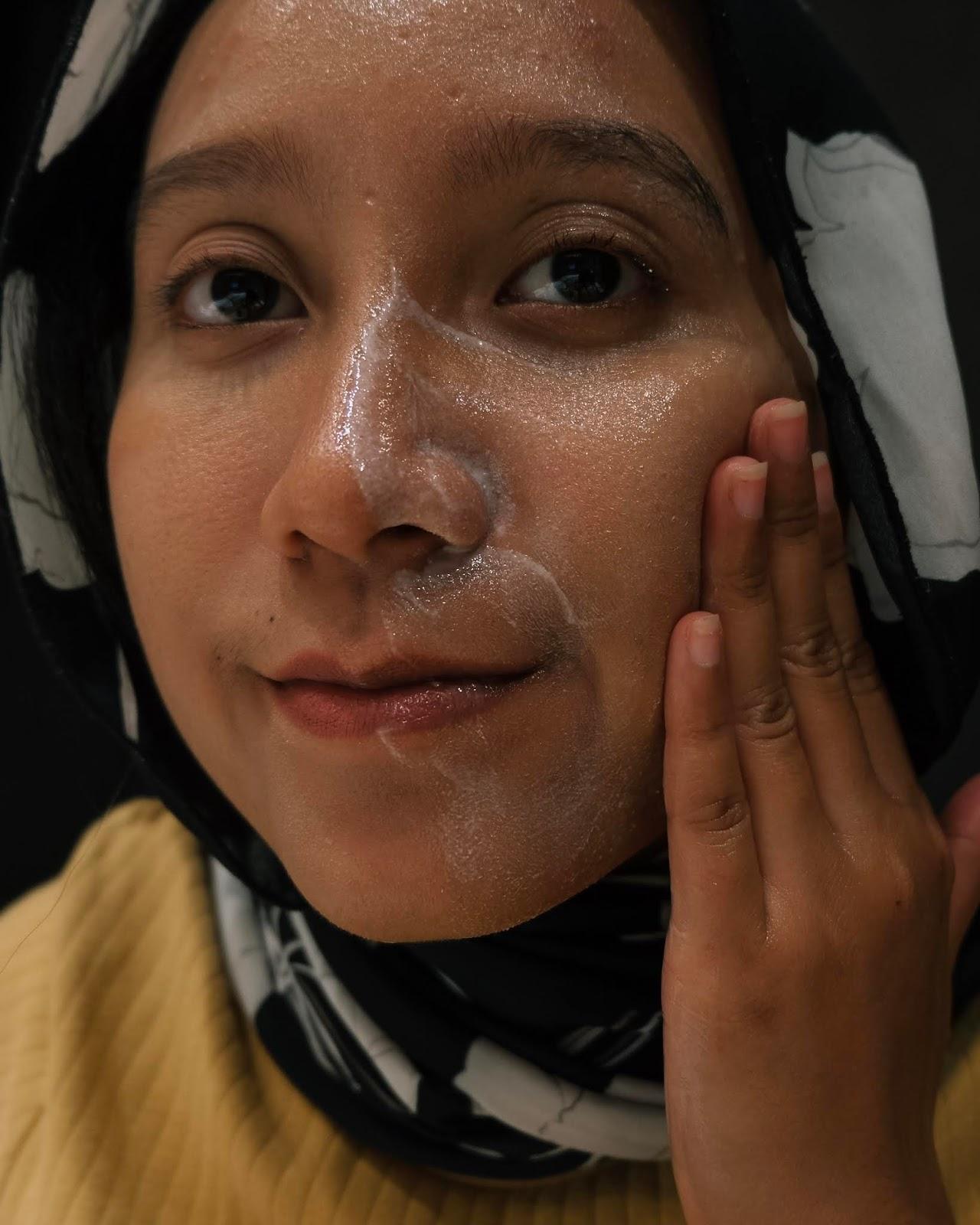 Daily Skin One Step Oil Cleansing Stick Althea Curitan Aqalili