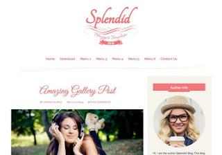 splendid-pink-girly-blogger-template