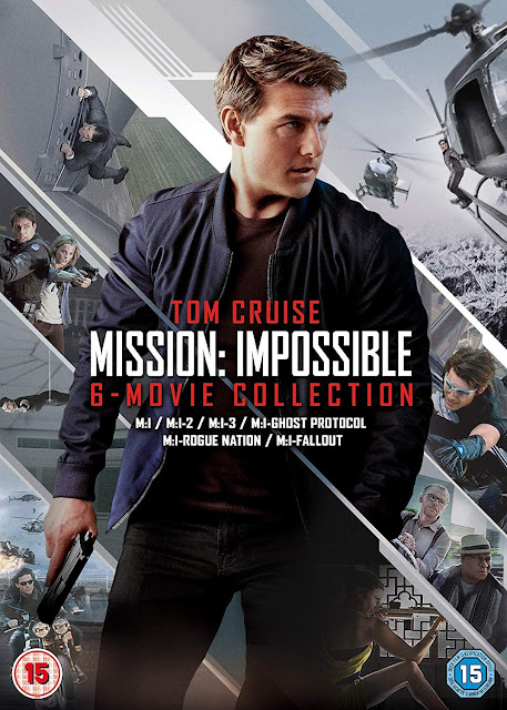Film Action Mission Impossible 2018