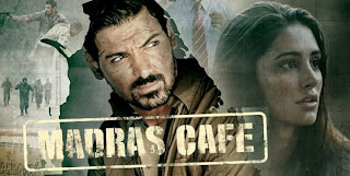 Madras Cafe Movie Review In Hindi
