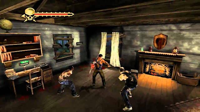 تنزيل لعبة ايفيل ديد Evil Dead Regeneration