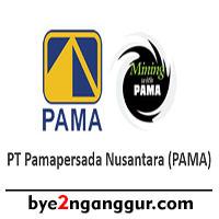 Lowongan Kerja PT Pamapersada Nusantara 2018
