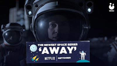 How to watch Away on Netflix from anywhere