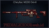 Cheytac M200 Devil