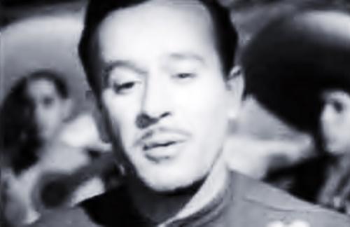 Pedro Infante - Amor De Mis Amores