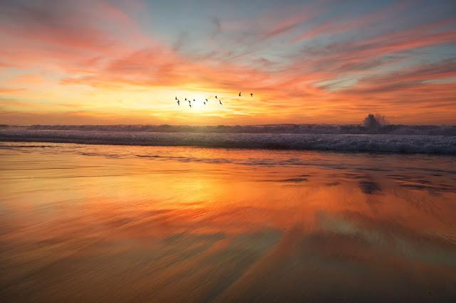 San Diego Photo by frank mckenna on Unsplash - Sunset