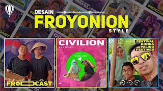 Desain Ala Froyonion Style