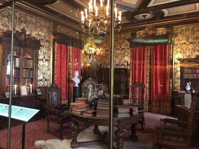 Frederik VIII's Study in Amalienborg Palace