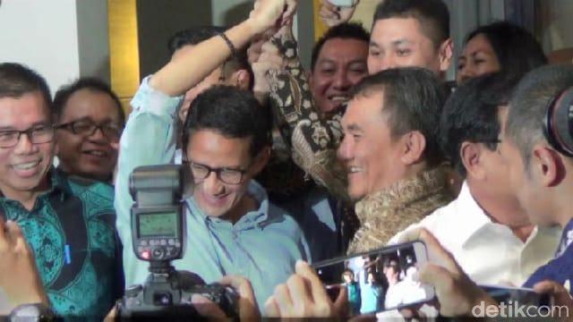 Bagi-bagi Kursi Menteri, Andi Arief Ingatkan Hashim Kisah Perang Uhud