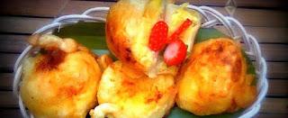 Rondho royal, kue khas jepara