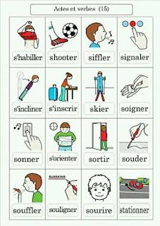 verbes en français