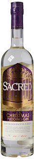 BARGAIN : BRILLIANT TASTE Sacred Christmas Pudding Gin 70 cl £28.51 & FREE UK P&P