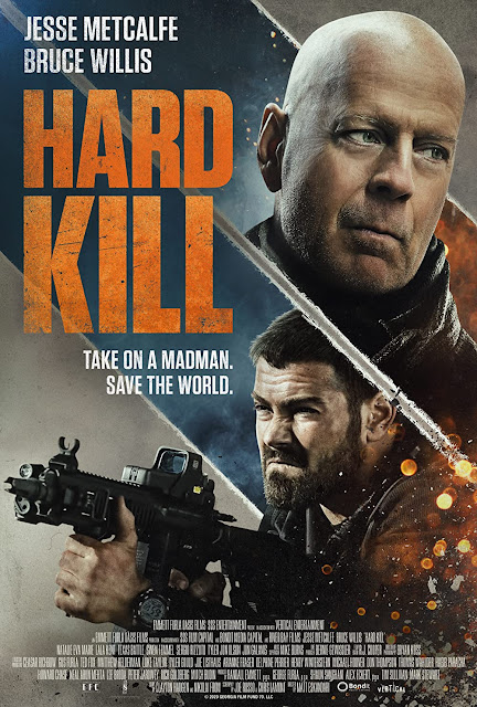 Hard Kill [2020] [DVDR] [NTSC] [Subtitulado]
