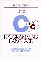 The C Programming Language ebook.