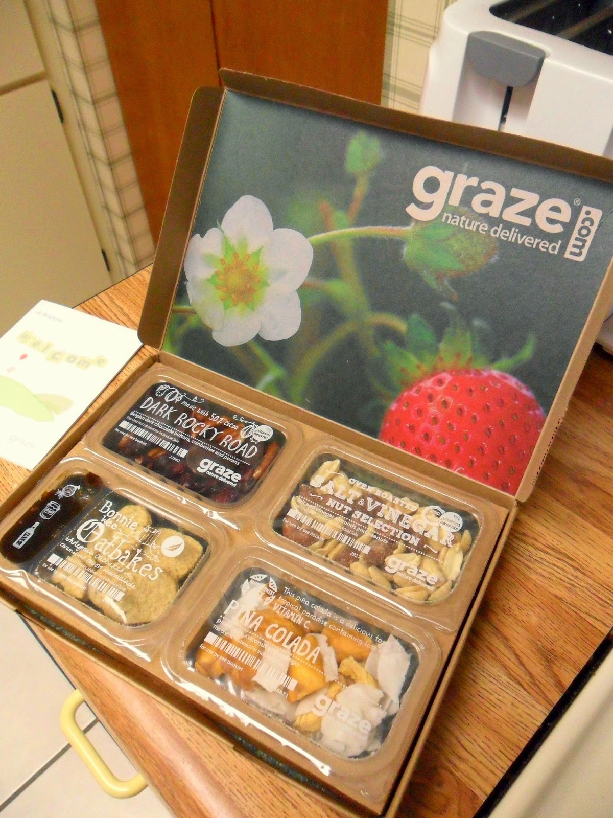 Graze Box on on Hungry Gator Gal
