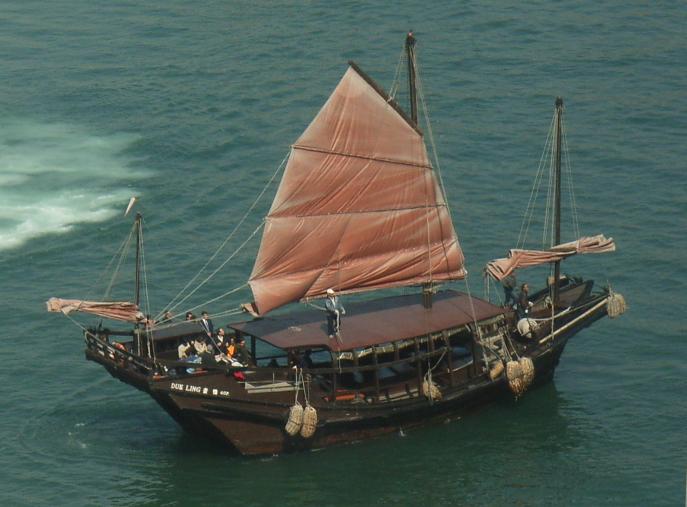 Kapal Besar kerajaan Demak Bintoro
