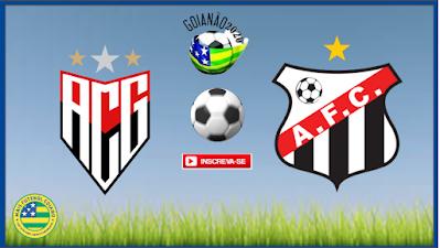 Atlético terá força máxima contra o Anápolis nas quartas de final