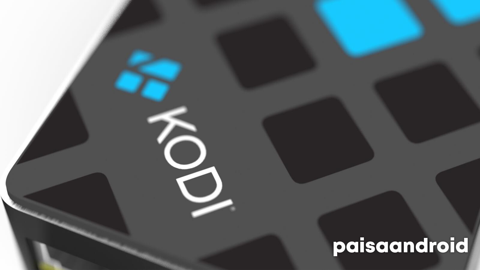 cómo configurar Kodi