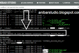 Cara mudah mengatasi error mysql Unknown collation: utf8mb4_unicode_520_ci