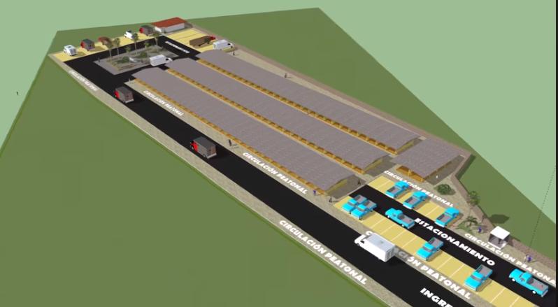 Construirán Mercado en Pampa Chica en tiempo Record