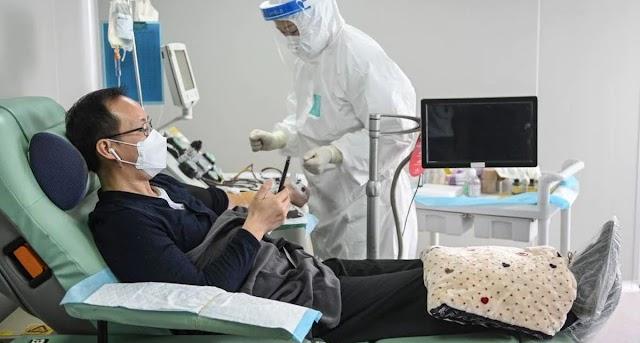 Coronavirus: What is convalescent plasma therapy?